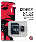 Micro SD Kingston 8 GB
