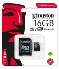 Micro SD Kingstone 16GB