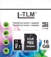 Micro SDHC 16 GB LTLM
