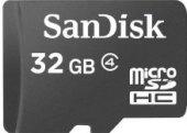 Micro SDHC 32GB SanDisk