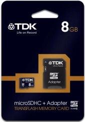 Micro SDHC 8GB TDK