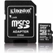 Micro SDHCKingstone 32GB