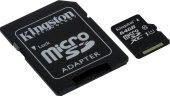 Micro SDXC Kingston 64GB