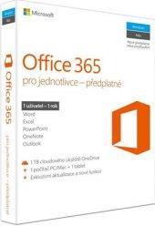 Microsoft Office 365 Personal Czech
