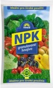 Minerální granulované hnojivo NPK Mineral Forestina