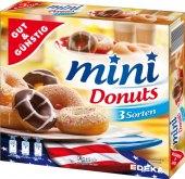 Mini Donuts mražené Gut&Günstig  Edeka