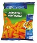 Mrkev mini mražená Nowaco