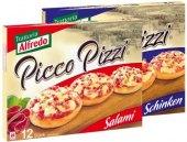 Pizza mini mražená Diavolo Alfredo