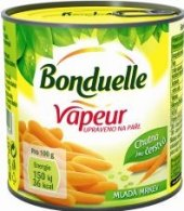 Mrkev mladá Vapeur Bonduelle