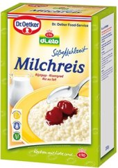 Mléčná rýže Dr. Oetker