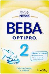 Mléčná výživa Beba Optipro Nestlé