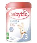 Mléčná výživa Caprea Babybio
