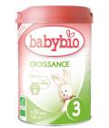 Mléčná výživa Croissance Babybio