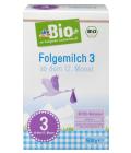 Mléčná výživa dm Bio
