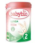 Mléčná výživa Lunea Babybio