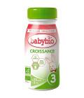 Mléčná výživa tekutá Croissance Babybio