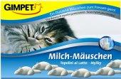 Pamlsky pro kočky mléčné Gimpet