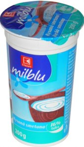 Mléčné výrobky K-Classic