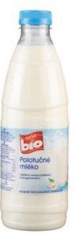 Mléko čerstvé Naše Bio - 1,5% polotučné