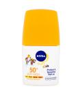 Mléko dětské na opalování kuličkové roll-on OF 50+ Protect & Care Sun Nivea