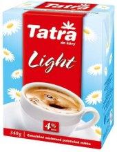 Mléko kondenzované do kávy Light Tatra