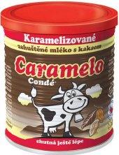 Mléko kondenzované karamelizované s kakaem Bohemilk