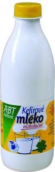 Kefírové mléko ABT kultura Mlékárna Valašské Meziříčí