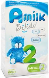 Kojenecké mléko Amilk Bifido