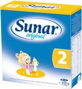 Kojenecké mléko Sunar Original