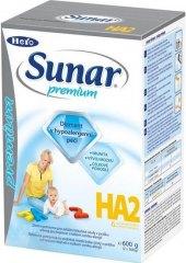Kojenecké mléko Premium HA Sunar