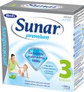 Kojenecké mléko Premium Sunar