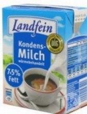 Mléko kondenzované 10 % Landfein