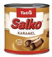 Mléko kondenzované karamelizované Salko Tatra