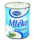 Mléko kondenzované neslazené Ranko
