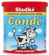 Mléko kondenzované plnotučné sladké Condé Bohemilk