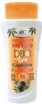Mléko na opalování Cannabis Duo Sun Bione Cosmetics