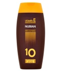 Mléko na opalování OF 10 Nubian
