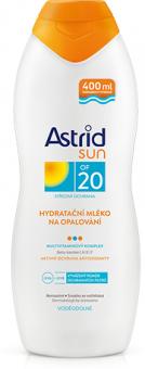 Mléko na opalování OF 20 Astrid Sun