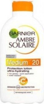 Mléko na opalování OF 20 Ambre Solaire Garnier