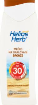 Mléko na opalování OF 30 Bronze Helios Herb