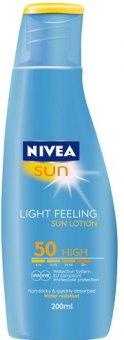 Mléko na opalování OF 50 Sun Nivea