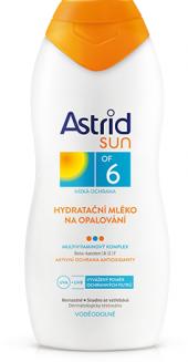 Mléko na opalování OF 6 Astrid Sun