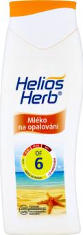 Mléko na opalování OF 6 Helios Herb