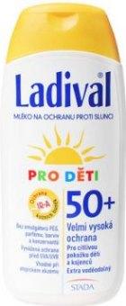 Mléko na opalování pro děti OF 50+ Ladival