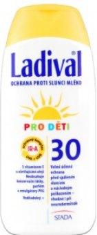 Mléko na opalování pro děti OF 30 Ladival