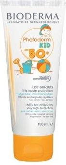 Mléko na opalování pro děti SPF 50+ Photoderm Bioderma
