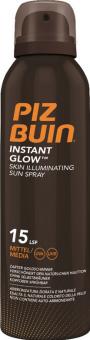 Mléko na opalování ve spreji OF 15 Instant glow Piz Buin