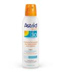 Mléko na opalování ve spreji OF 30 Astrid Sun