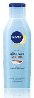 Mléko po opalování Bronze Sun Nivea