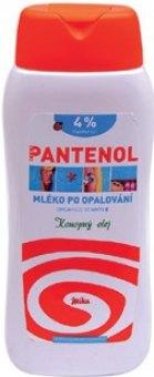 Mléko po opalování 4% Pantenol Mika